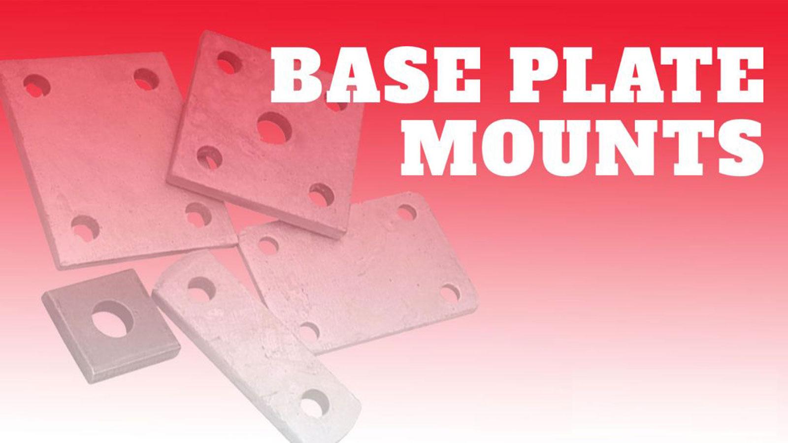 Castor-Base-Plate