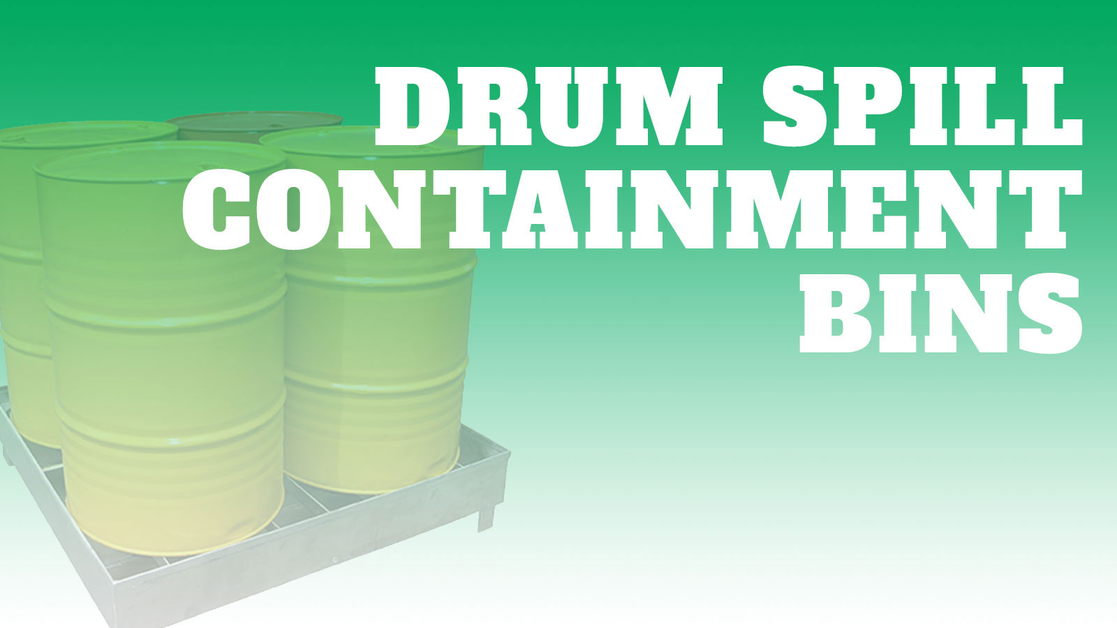 DrumHandling-Spill-Containment