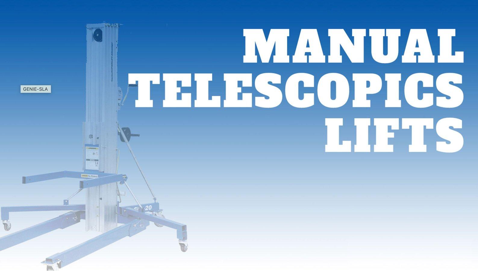 Manual-telescopic-lifts